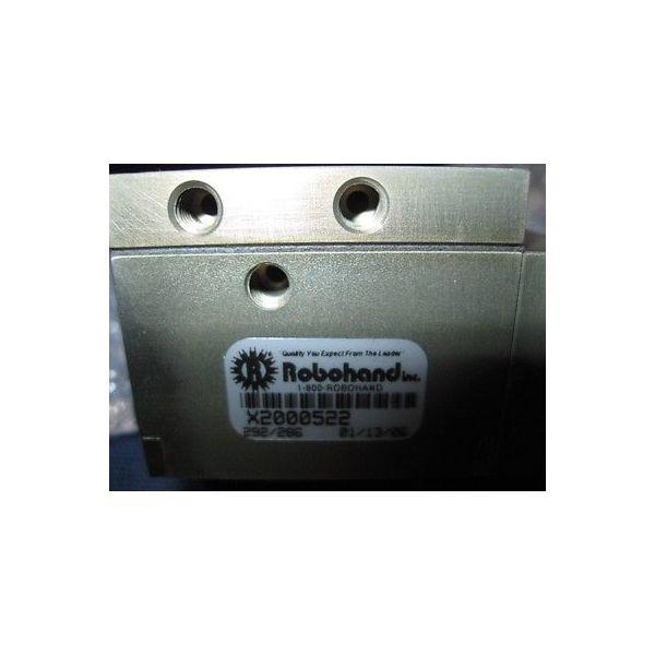 AXCELIS 17006013 ROBOHAND X2000522 FRONT PICKHEAD
