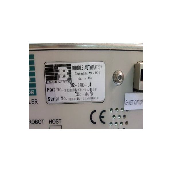 BROOKS 105947 Series 8 Robot Controller