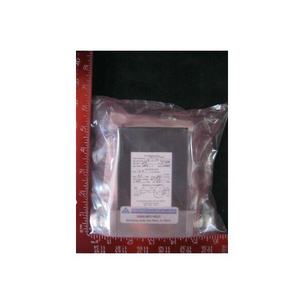 TYLAN FC2900M MFC TYLAN FC2900M GAS: N20; INLET PERSSURE: 34 PSIG; OUTLET PRESUR