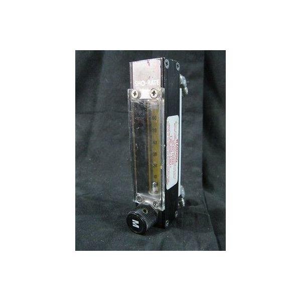 BROOKS 224-052 SHO-RATE FLOW METER; MODEL NUMBER 1350EPA7HFF1A