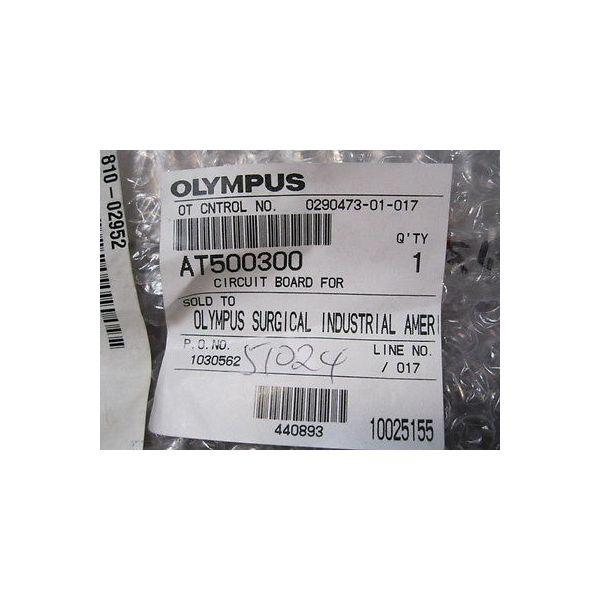 OLYMPUS AT500300 PCB, MAIN CPU