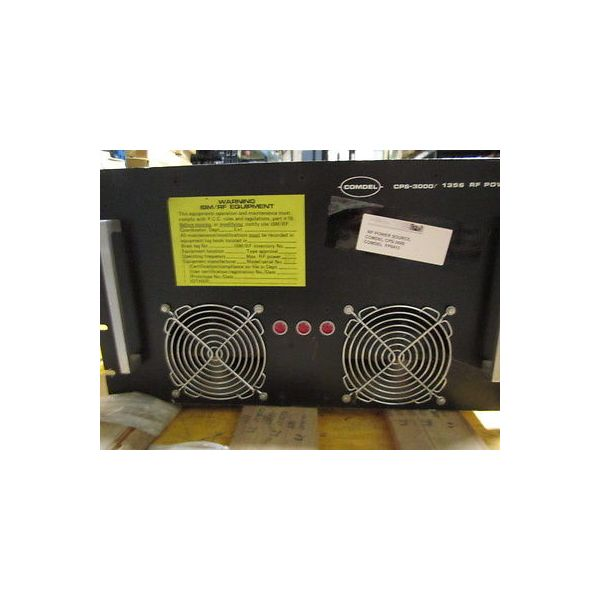COMDEL 1905480R CPS-3000/ 1356 RF POWER SOURCE; Eaton