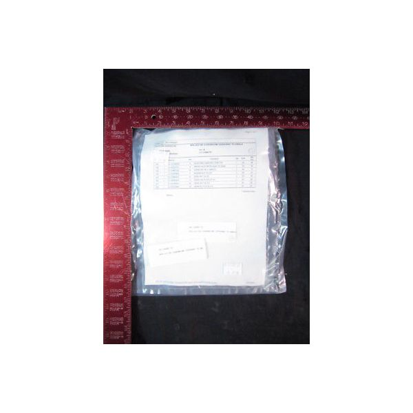 ASM 04-143391-01 LOAD LOCK VENT VALVE KIT; 6LVV-DPFR4MR4-P-0