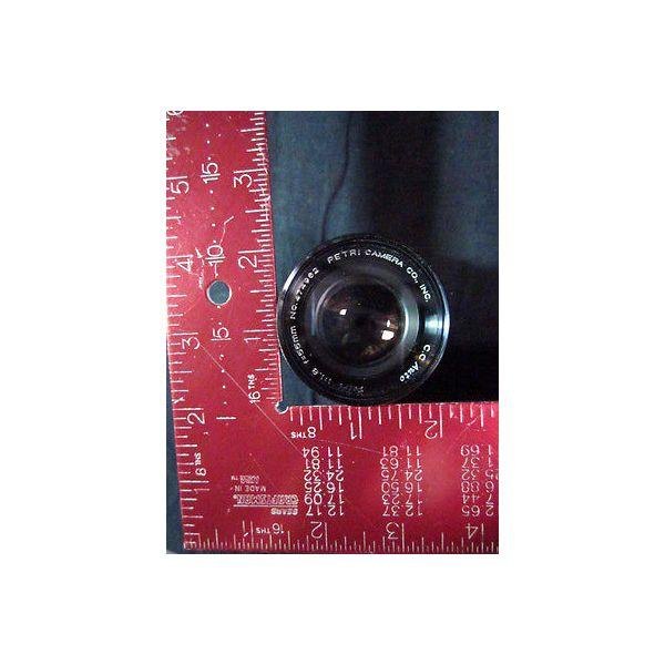PETRO CAMERA CO 1:1.8 Lens, f=55mm, C.C Auto with Vinitar 52mm UV-Haze cap