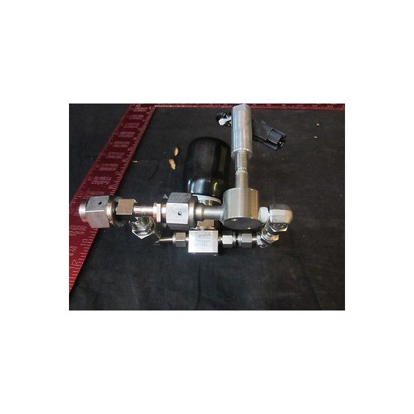 Swagelok SS-48K Mb-1C Cyro Pump Slow Valve