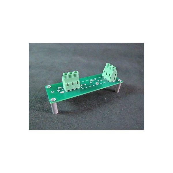 AMAT 0500-00101 Backpanel, 1 Channel, Analog I/O Module