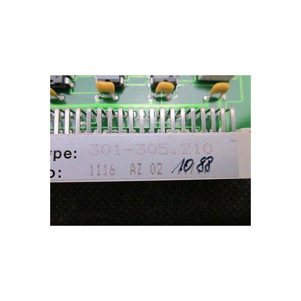 LEITZ 301-305-210-000 PCB ADDA CARD LEICA ERGOLUX