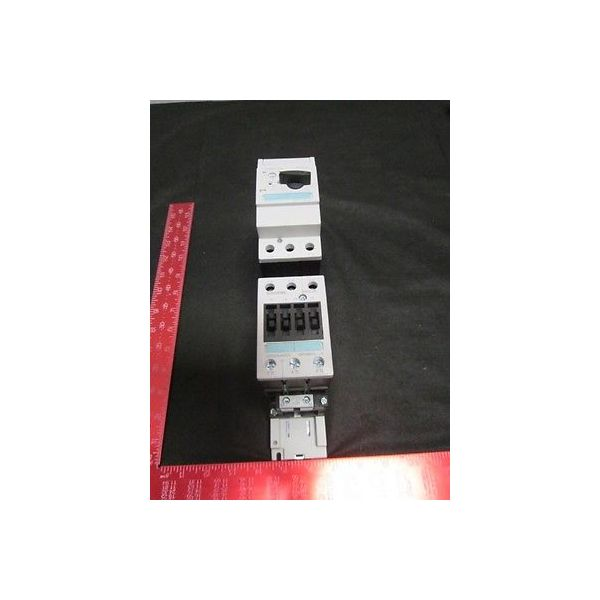 SIEMENS 3RA11304FB35-OAPO CONTACTOR INTEGRATED 110V 40A NISKO, le: 35A, Ue: AC40