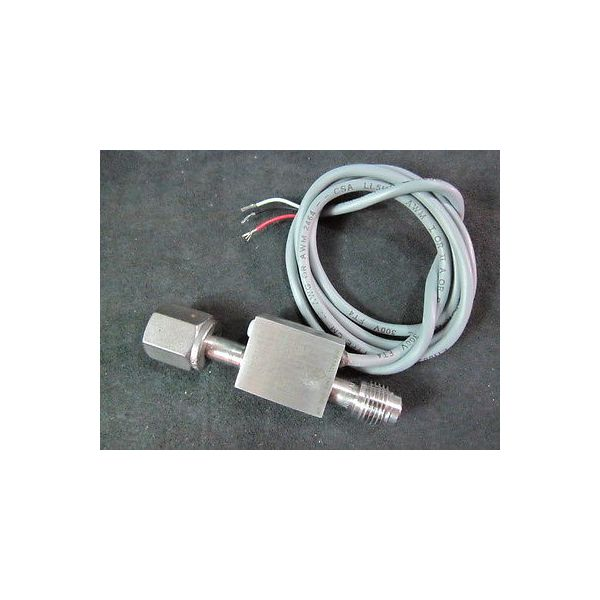 Swagelok 6L-FV4E-FR4-VR4 Vertical Flow Sensor FV4 Series SS VCR