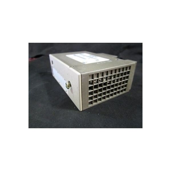 SIEMENS 6ES5-464-8MC11 ANALOG INPUT MODULE AIR PROD. GAS CABINEt