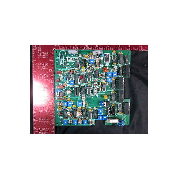 Varian-EATON 0009640-01 PCB  ALIGNER   P/N 0009640-01-0126 BROOK AUTOMATION