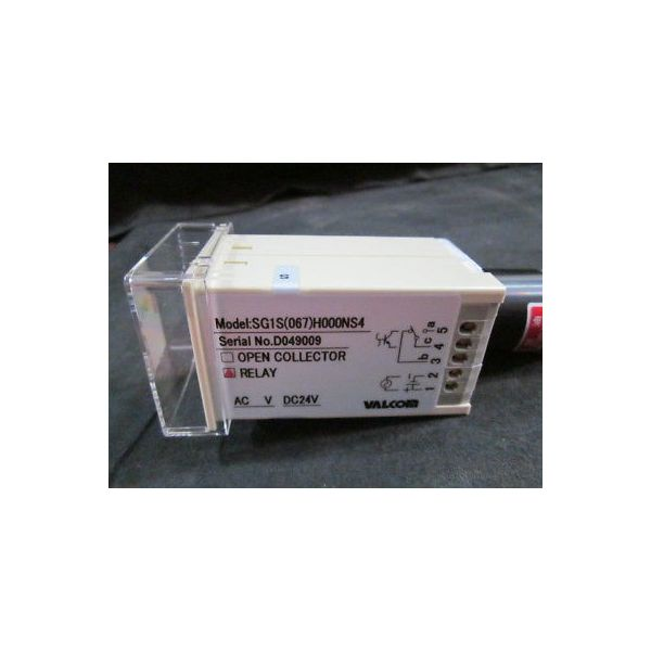 TOKYO ELECTRON (TEL) ES1D80-002468-11 VALCOM PRSS SW..SG1S067H000NS4