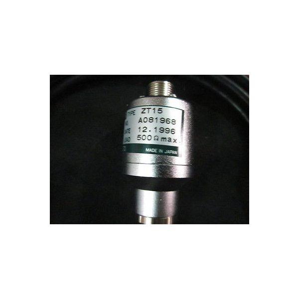 NAGANO KEIKI SEISAKUSHO LTD A081968 PRESSURE TRANSMITTER, 1-10 KGF/CM2,24V DC,4-