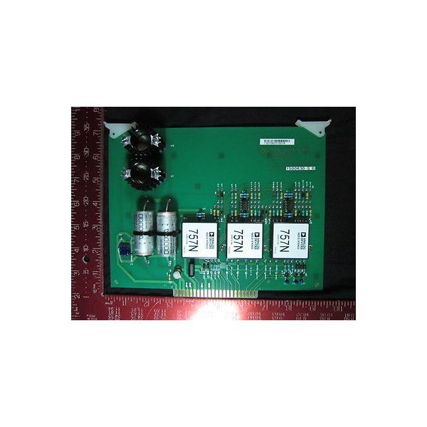 NOVA 1500630-S MODULE, LOG RATIO CONTROL SYSTEM