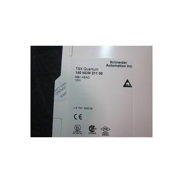 SCHNEIDER AUTOMATION INC 104 NOM 211 00 CARD NOM-211 MB+