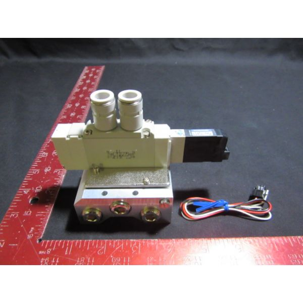 DAI NIPPON SCREEN (DNS) 7-39-51656 Koganei  New F18M2F MANIFOLD AND F18T1-PS SOLENOID