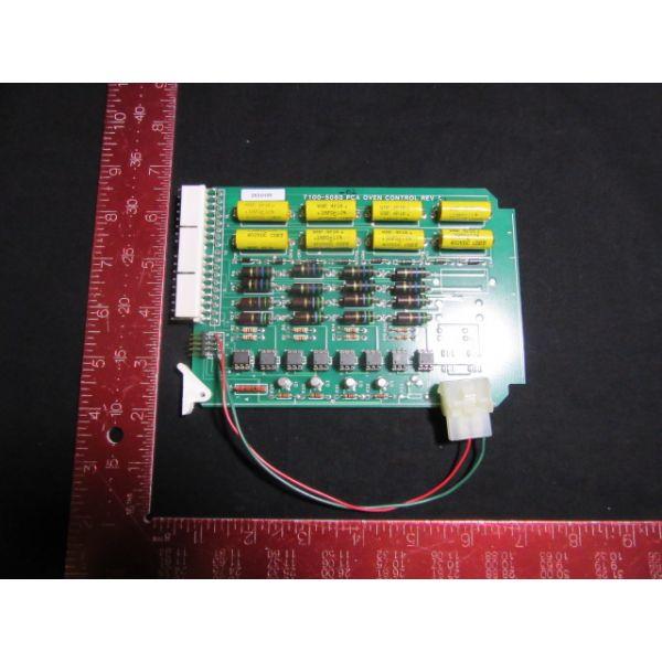 AG Associates 7100-5080-02 PCB, OVEN CONTROL