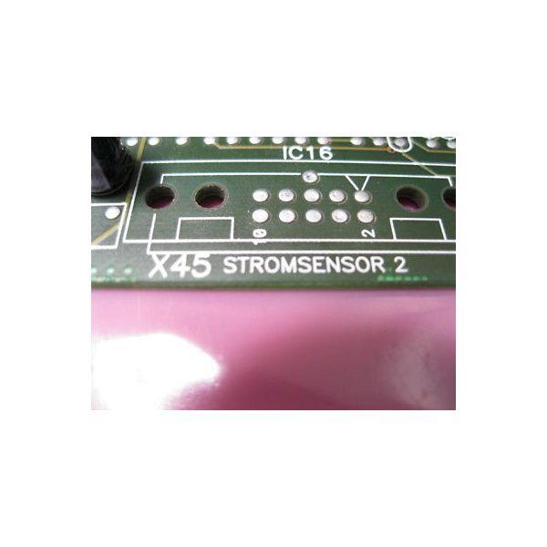 GSI S710205 PCB, IMBALLANCE INDICATOR