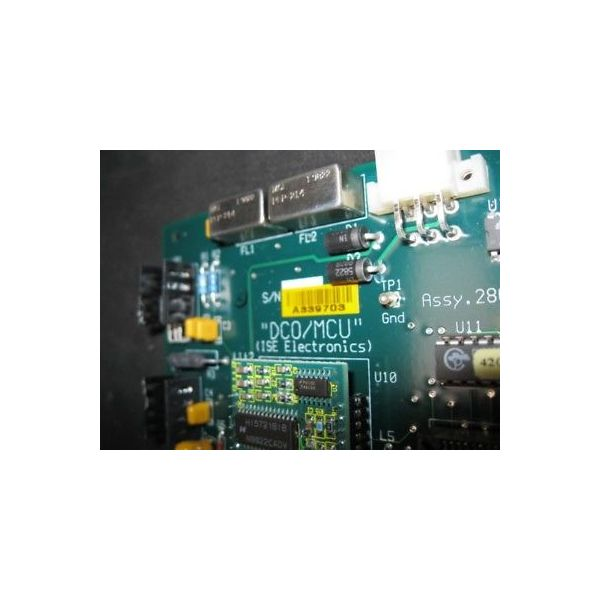 VIEW ENGINEERING 2860240-511 ISE ELECTRONICS PCB, DCO/MCU 880-200
