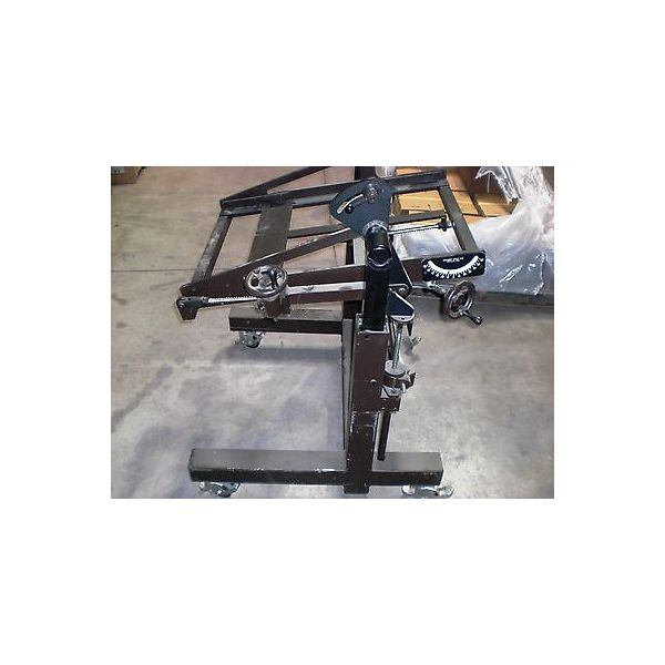MEGATEST Cart Aligner Precision Alignment Cart