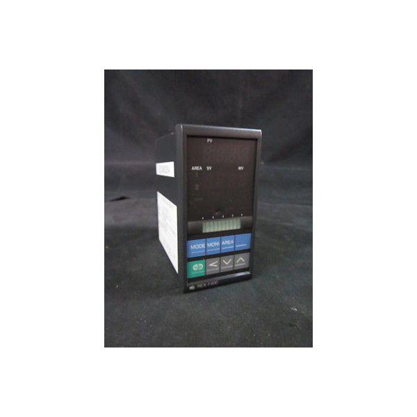 RKC F400FK08-M*AB-NNN-4N F400 Temperature Controller, Range: -199.9-300.0'C K, S
