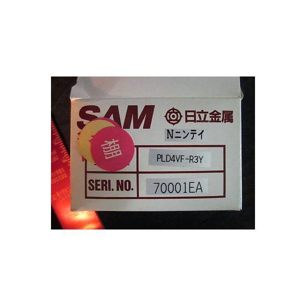 SAM PLD4VF-R3Y MANUAL VALVE HIGH PRESSURE  316 SS
