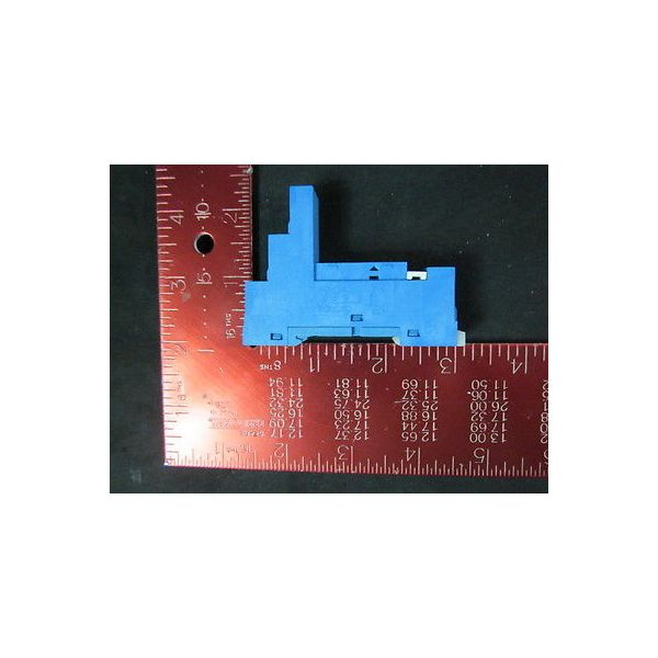 Finder 95.75 Relay mount , 10A, 250V, IGr C250--not in original packaging
