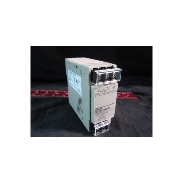 OMRON S8VS-06024 OMRON POWER SUPPLY PLC 24v
