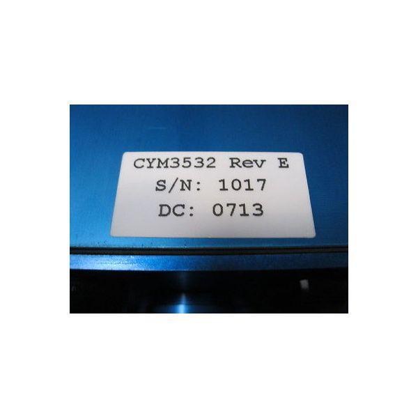 CYMATIX CYM3532 MOTOR, BRUSHLESS SPINDLE RESOLVER