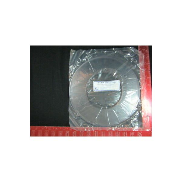 Applied Materials (AMAT) 0200-00034   COVER, QUARTZ
