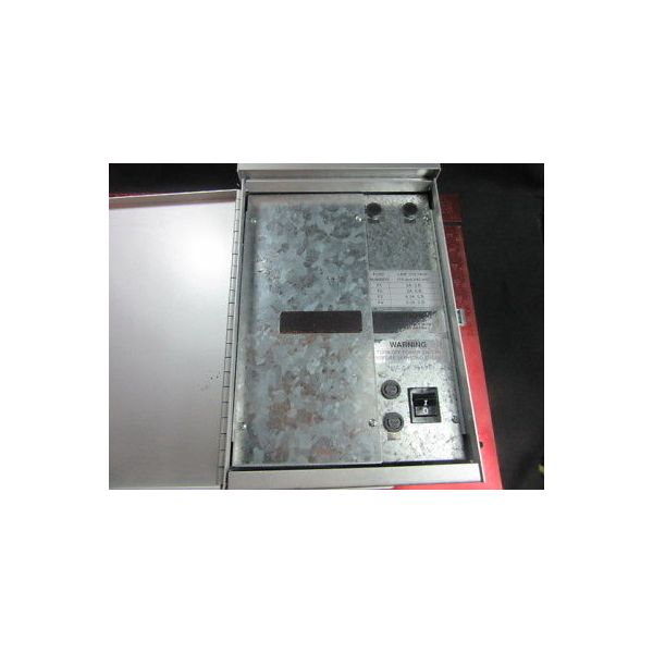 Applied Materials (AMAT) RJ856AP ENCLOSURE JBOX-SERIAL NUMBER: 1636714