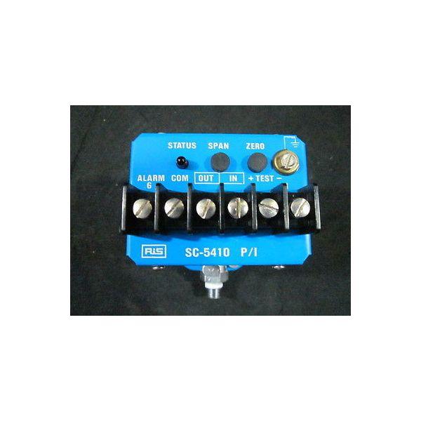 RIS SC5410 TRANSDU.TWO WIRE P/I MODEL 5410 RIS I/P-