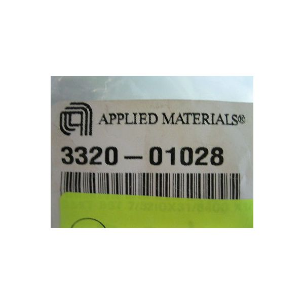 AMAT 3320-01028 GSKTVCR GLAND .484OD X .219ID X .062THK SST316