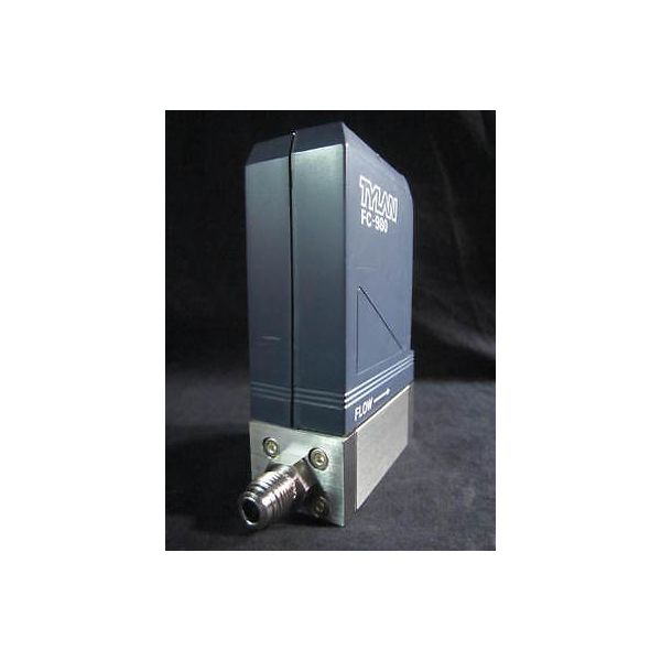 TYLAN FC-980 TYLAN, FC-980, MASS FLOW CONTROLLER, RANGE 30 SCCM, GAS 0.8% PH3/He