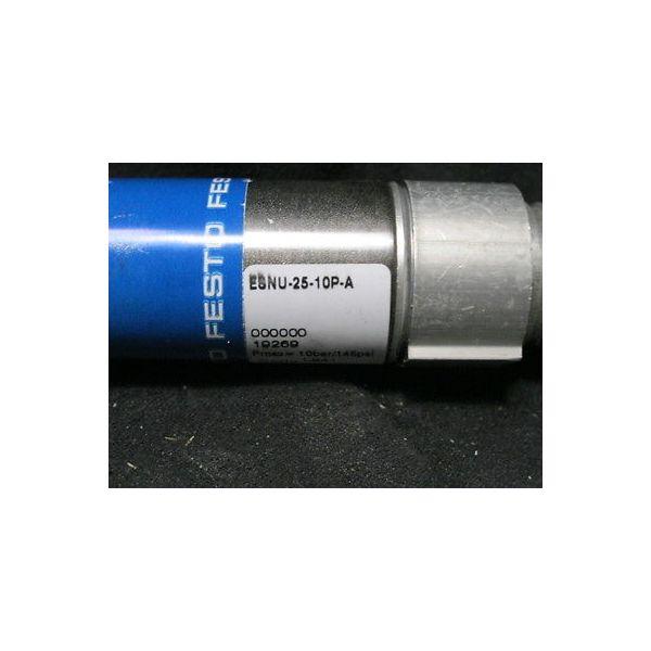 FESTO ESNU-25-10P-A CYLINDER, 7/16BORE X 1/2STROK