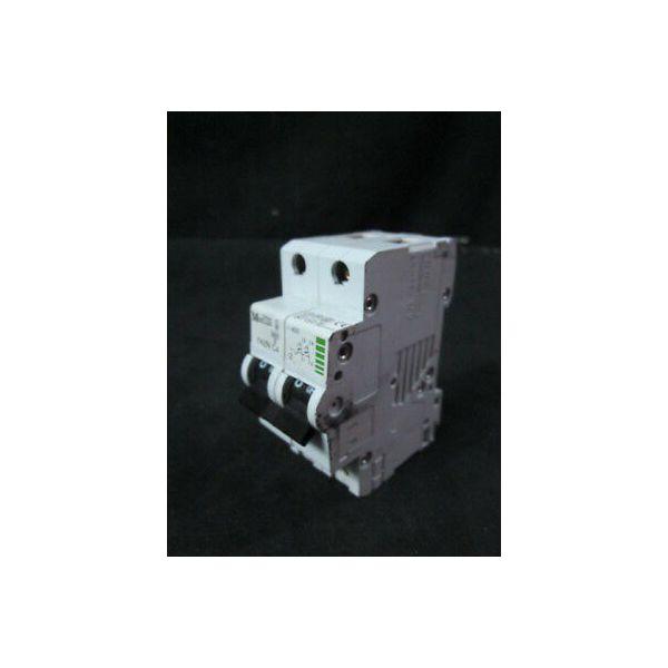 KLOCKNER-MOELLER FAZN C4 Circuit Breaker, 2-Pole, 0.75...25mm^2, ~400