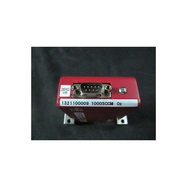 Stec SEC-7330M Mass Flow Controller, Range: 1000 SCCM, Gas: O2, Valve: C