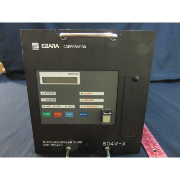 EBARA 804W-A TURBO PUMP CONTROLLER
