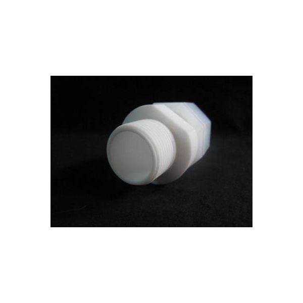 NAIGAI TECH MCT25-8A-B FITTING male adapter Teflon