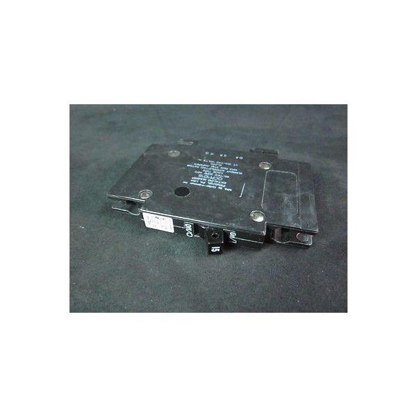Cutler-Hammer QCR1015 Circuit Breaker, 1 Pole, 15 AMP, 120/240 VAC