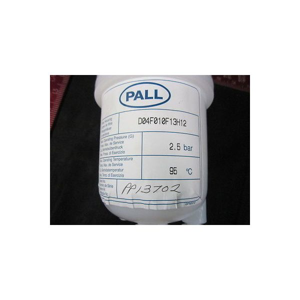 PALL D04F010F13H12 PHOSPHORIC FILTER FOR ON03 PALL