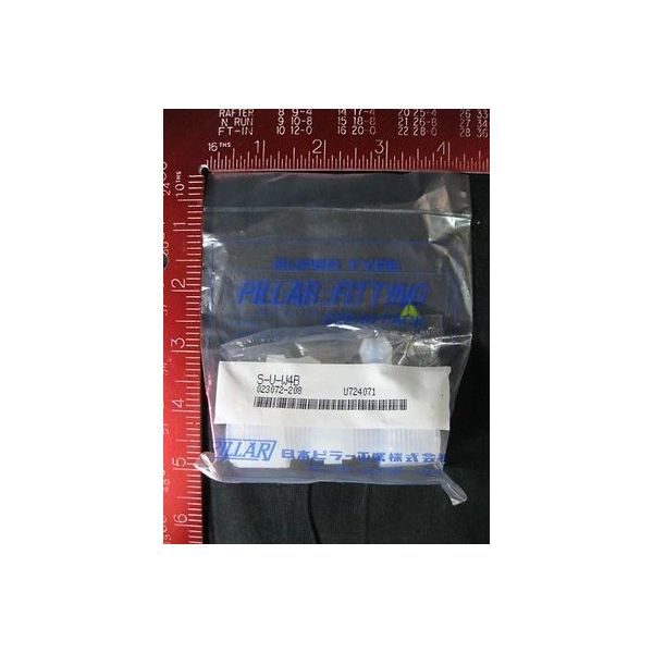 Tokyo Electron (TEL) 028-001914-1 TOKYO ELECTRON 028-001914-1 / PILLAR S-U-W4B;