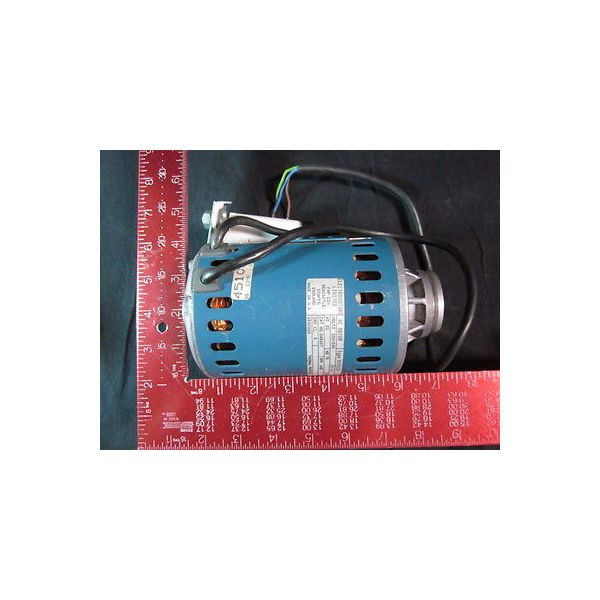 ELECTROMOTORS LIMITED BCP1511B AC MOTOR, 220/240V, 0.8A, 50HZ, 75WO, 1425RPM, BS