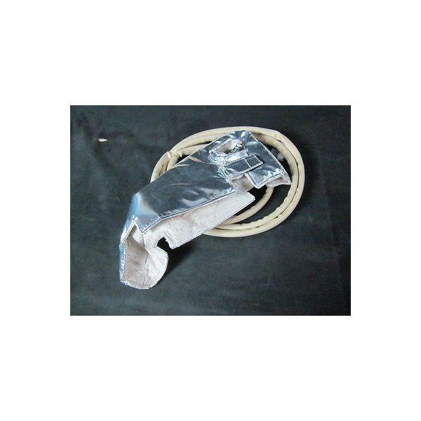 """AMAT 0190-89046 Jacket Fiberglass Heating 15 1/2\"""" X 5 1/2\"""""""