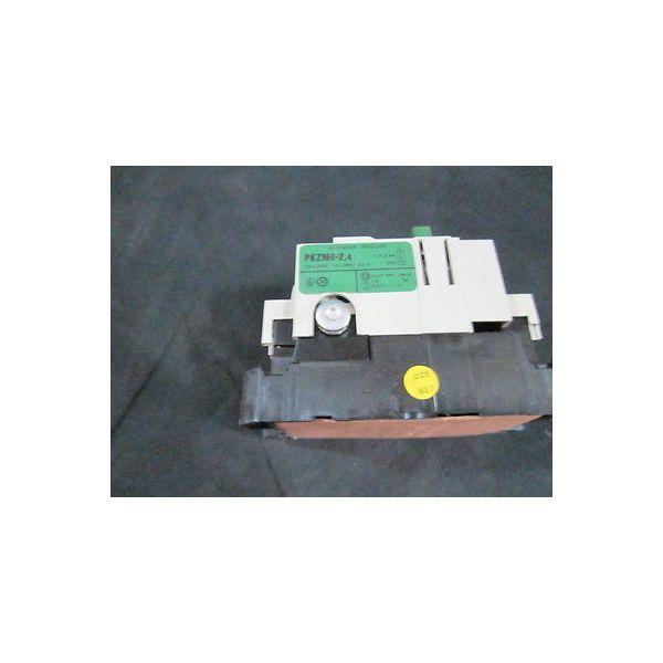 Klockner-Moeller 140-1779 SWITCH MOTOR PROTEC.ADJ.AREA PKZM 0-24/C
