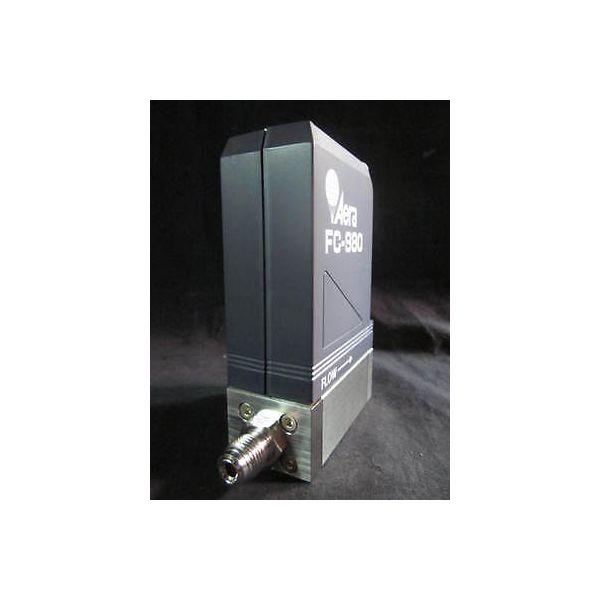 AERA FC-980 MASS FLOW CONTROLLER, GAS SiH4, 100SCCM