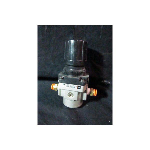 SMC NAR3000-N02 Regulator, Set Press. 0.05~0.85MPa