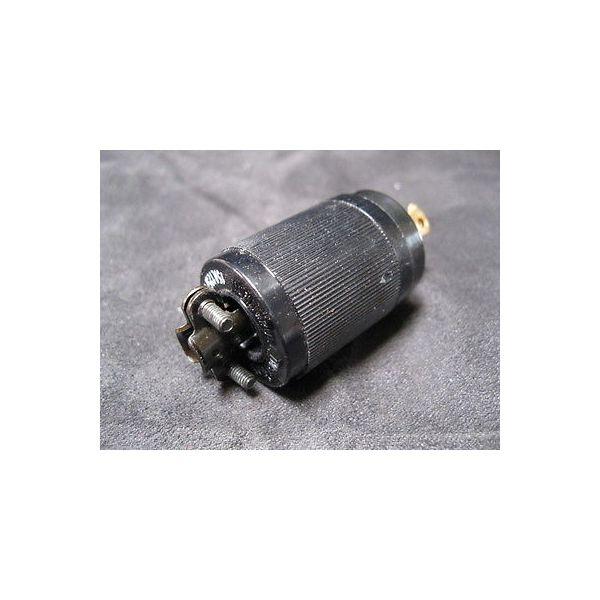 HUBBELL HBL7485 PLUG, 15A 125/250V 3W TL