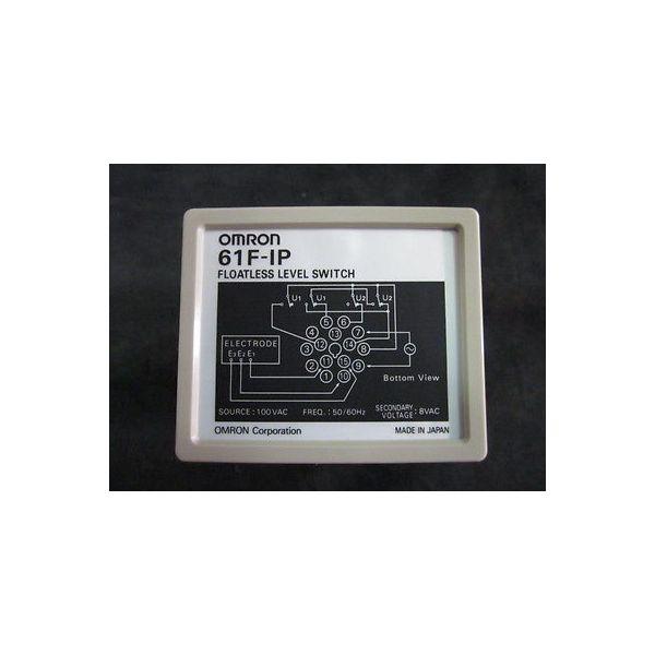 OMRON 61F-IP AMP, REVEL METER