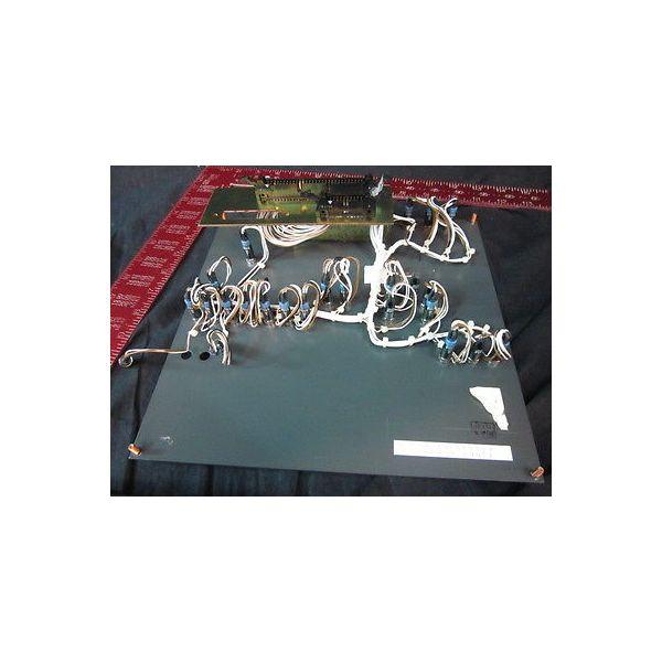 Keyence T2DD1-15629 GAS FLOW CHART